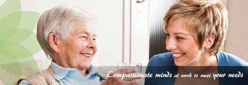 Compassionate minds at work to meet your needs